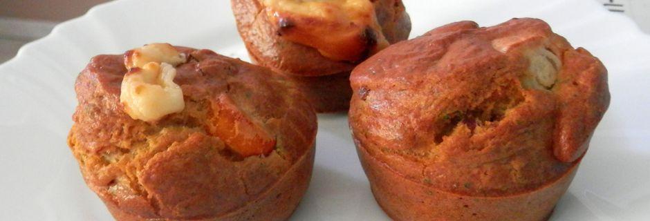 Muffins au Bacon et Surimi coeur fromagé