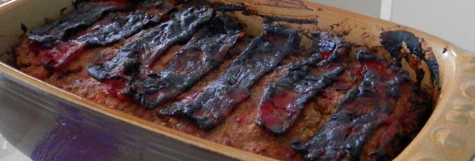 Meatloaf {Pain de viande américain}