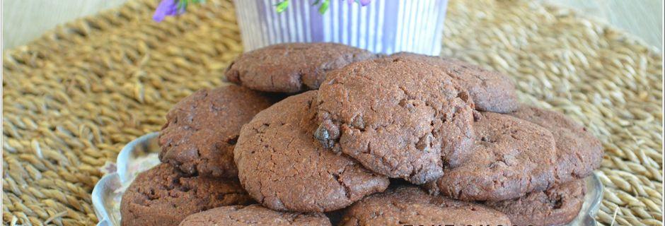 Cookies tout choco...