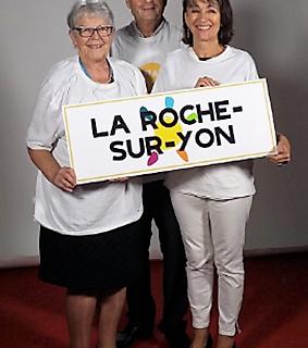 Téléthon 2016. Un défi télévisé à la Roche.