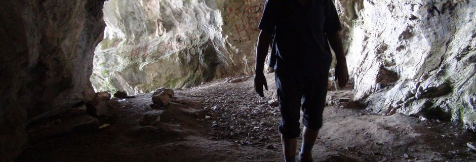 La grotte du Macchabée