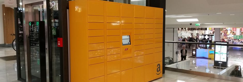 Exclusif : le 1er Locker Amazon installé en France est à ... So Ouest !