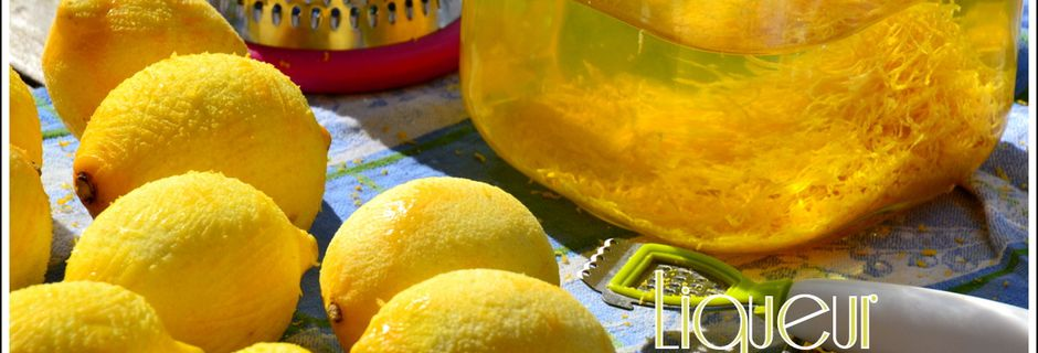 Comment faire son LIMONCELLO maison