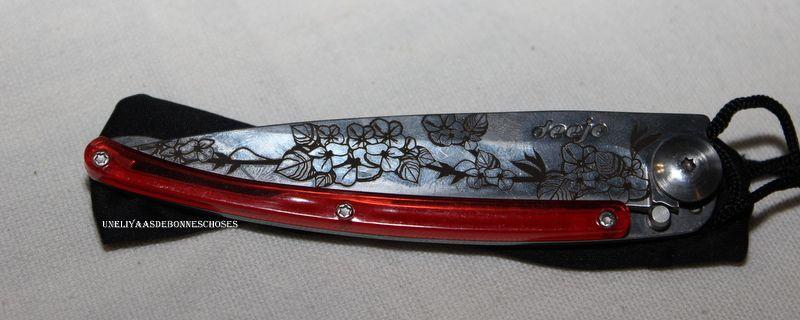 Concours pour gagner un couteau Deejo!!