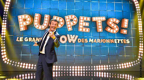 Puppets ! Le grand show des marionnettes, le samedi 2 janvier 2016 à 20h55 sur TF1