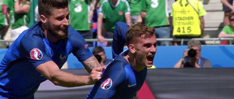 Euro 2016 : le programme des quarts de finale. France / Islande, ce soir à 20h30 sur M6.