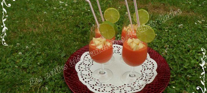 Cocktail fruits et légumes