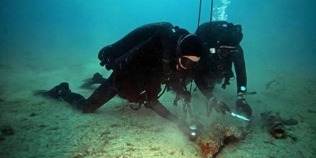 30 obus neutralisés dans la rade de Marseille