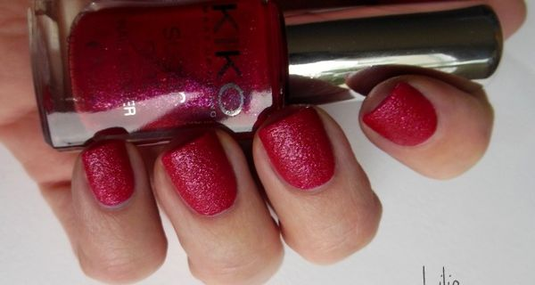 Kiko Sugar Mat - Cherry Red 453