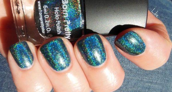 Vernis Hologram Effect 12# // Born Pretty Store