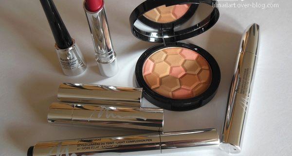 J'ai testé le make-up by Marionnaud