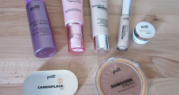 Maquillage P2 Cosmetics ( Partie 1)