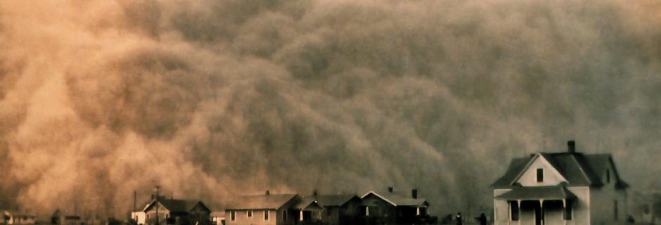 Musique et Histoire - Le Dust Bowl