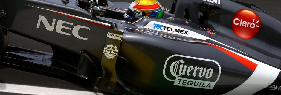 Jose Cuervo passe chez Sahara Force India