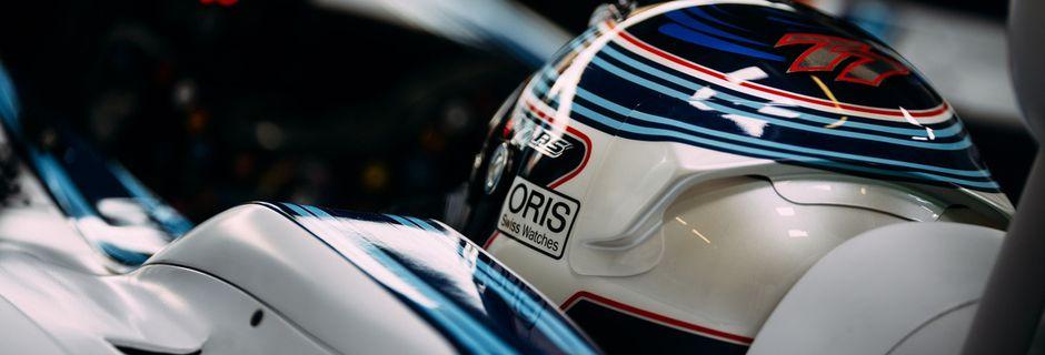 Oris poursuit sa collaboration avec Williams