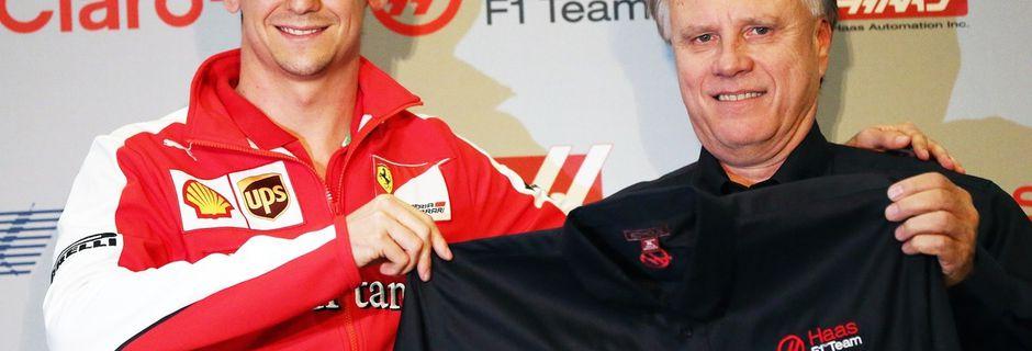 Officiel : Gutierrez confirmé chez Haas en 2016