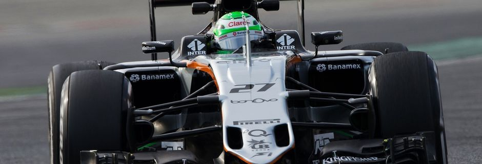 Smirnoff verse 15 millions de dollars à Sahara Force India