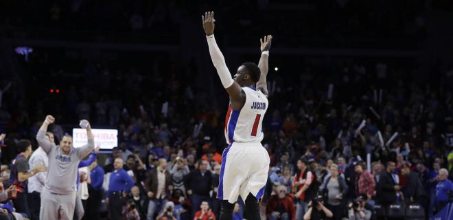 Kevin Durant et Russell Westbrook critiquent les Pistons de Reggie Jackson