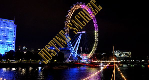Londres by night !