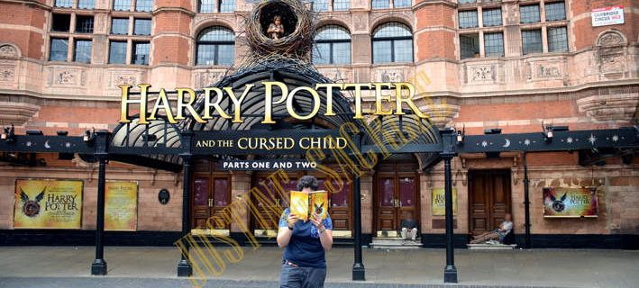 Harry Potter and the Cursed Child, la magie est de retour ! JK Rowling photos et un premier extrait du tome 8 !