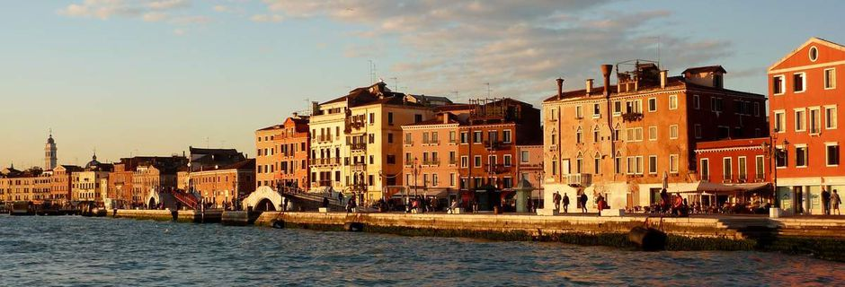 VENISE : Introduction au voyage