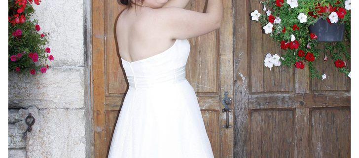 La tenue de la Mariée