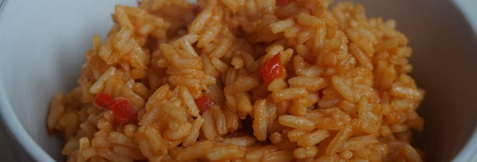 Riz pilaf rouge WW