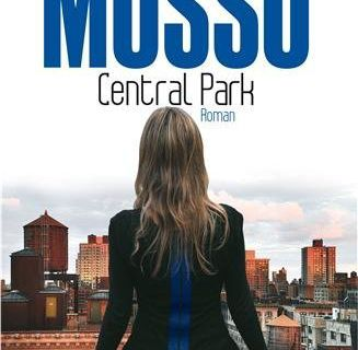 """""""Central Park"""" Guillaume Musso"""