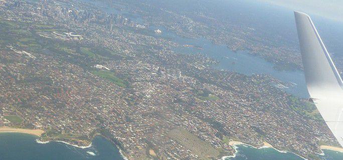 Au revoir de ma petite Australie à Sydney