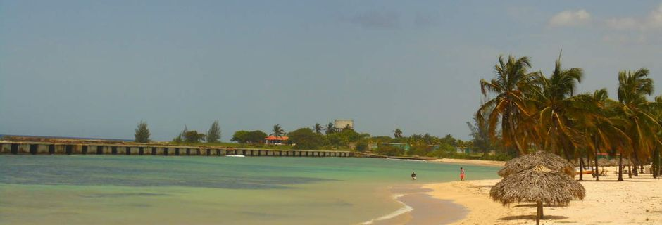 Cuba: Playa Larga... une plage enfin!