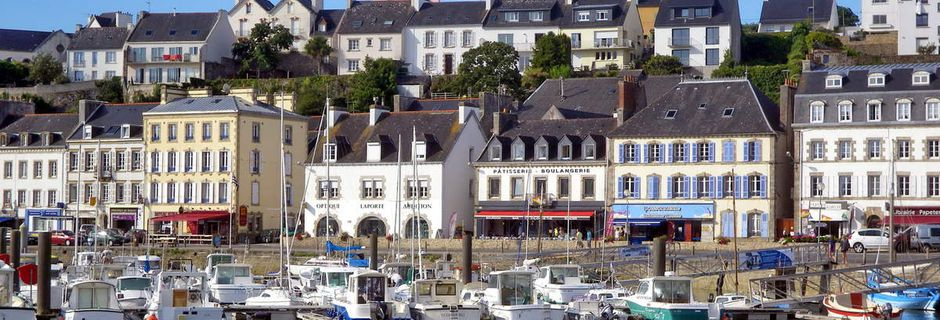Audierne: Le port