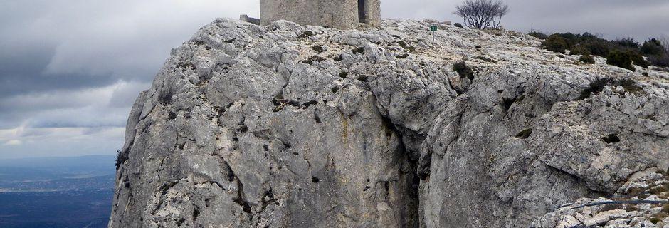 La Sainte Baume: Le Saint Pilon