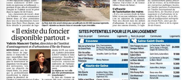 Montreuil n'a pas besoin de Grand Paris Aménagement pour construire des logements