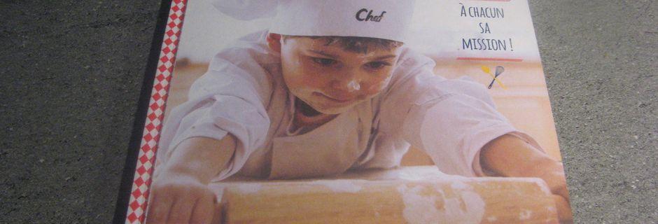 La cuisine à 4 mains...