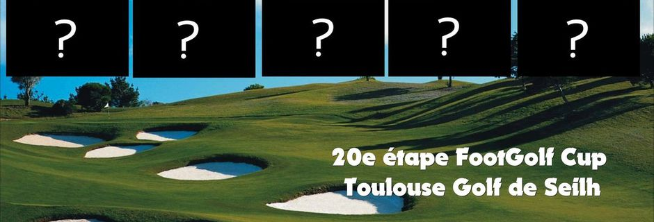 Top 5 FootGolf Players - Toulouse