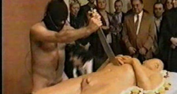 America Gelatina @ César Martinez. 1999. Casa de America. Madrid