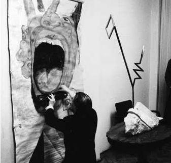 Wmordemodern @ Zbigniew Warpechowski. 1989. Varsovie. photo. AM Potocka