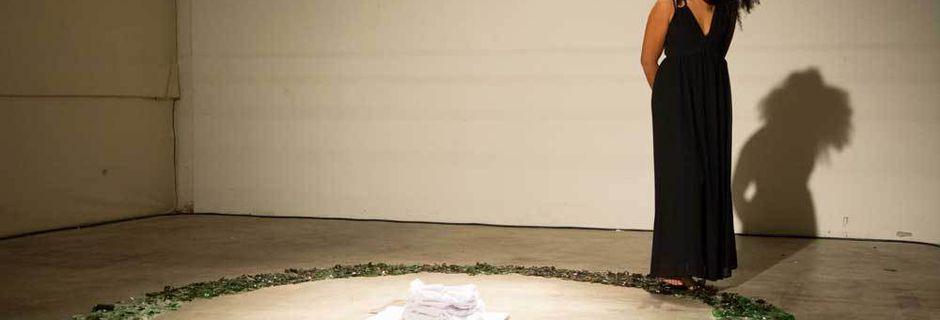 Nathalie Mba Bikoro. Biennale de Vancouver. 2015