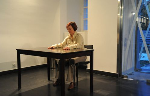 Office Work @ Rita Marhaug. 2009. Epaf. Varsovie