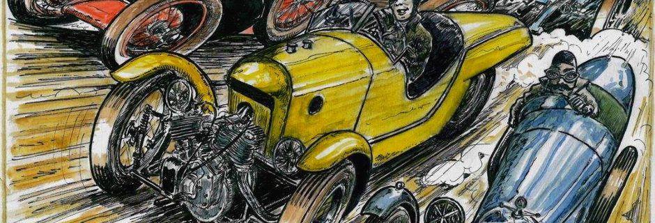 Cyclecars en folie (douce)