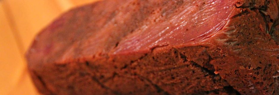 Cake chocolat cerise