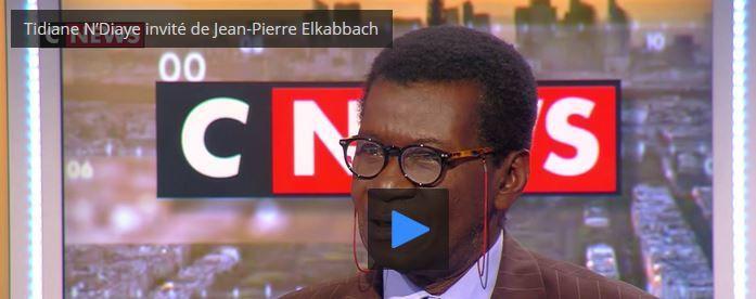 Mise au point sur l'esclavage par Tidiane N'Diaye, entretiens avec JP Elkkabach