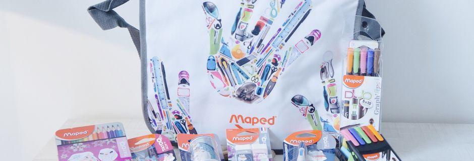 Hors Série :  La SchoolBox par Maped + Concours