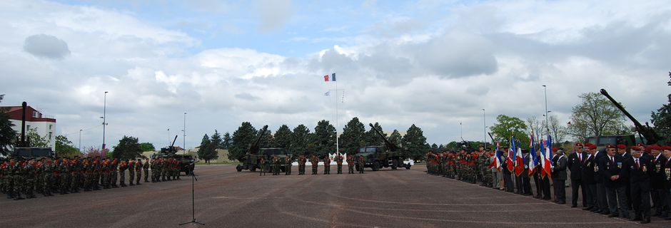 68 ème Régiment d'Artillerie d'Afrique, dissolution de la 3ème Brigade Blindée Légère