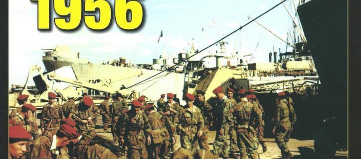 """Revue """"Reportages de guerre """"  N° 14 SUEZ  1956"""