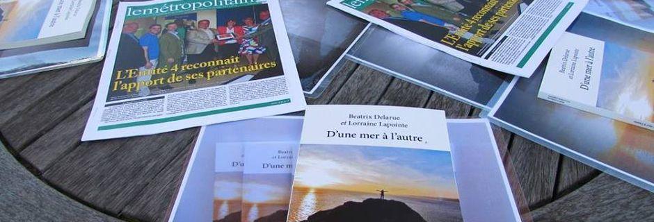En péniche à Paris : lecture et dédicace...