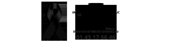Attentats Nice 14 juillet 2016: soutien psychologique