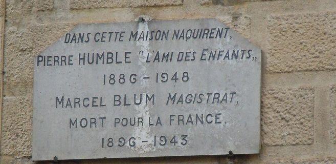 Pierre Humble, l'ami des enfants...