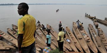 DES MILLIONS D'EUROS POUR ENTRETENIR L'AXE FLUVIAL BRAZZAVILLE/BANGUI