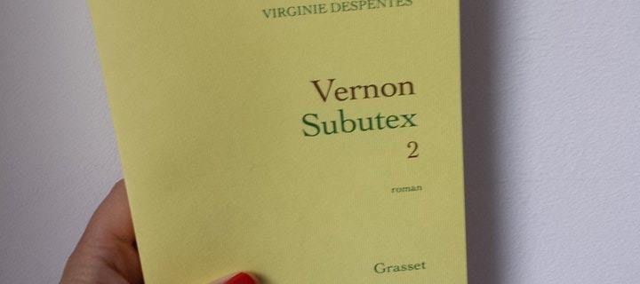 Vernon Subutex 2, de Virginie Despentes